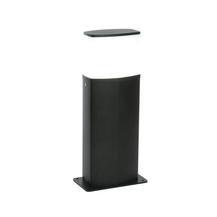 TIESTO 85430 10W LED Pedestal Black 600LM IP44 LED Lighting NationalLighting