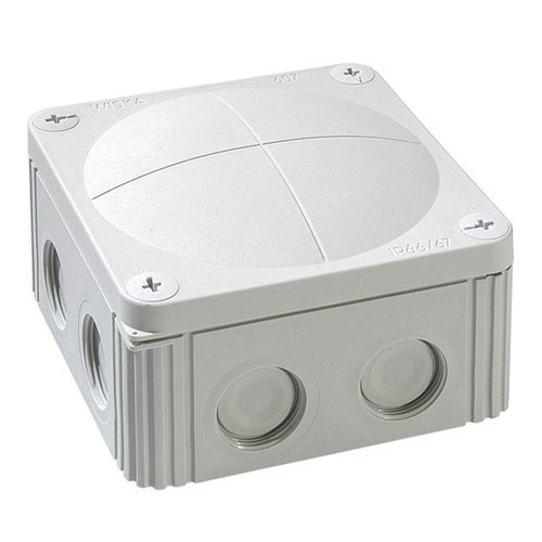 WISKA COMBI JUNCTION BOX