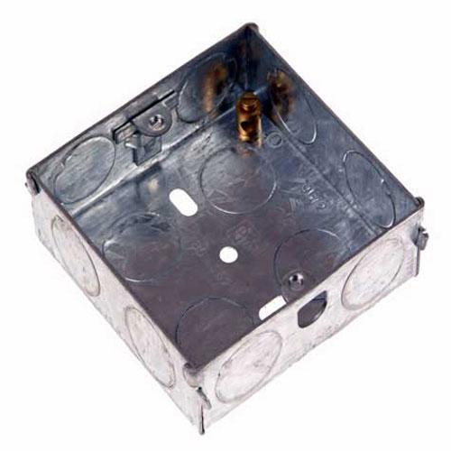 GALVANISED BOXES